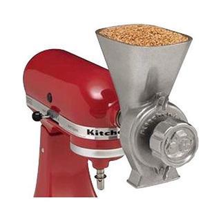 Kitchenaid Attachment Sale All Metal Grain Mill For 67 67