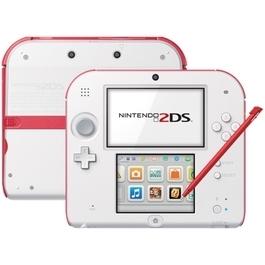 Nintendo 2DS Scarlet Red (Refurbished) @ Nintendo Store - $49.99