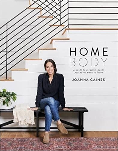 Homebody by Joanna Gaines hardcover preorder at Amazon $24 w/ free prime shipping