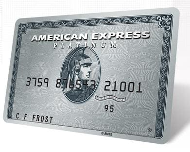 American Express Platinum (US) 100k Sign Up Offer