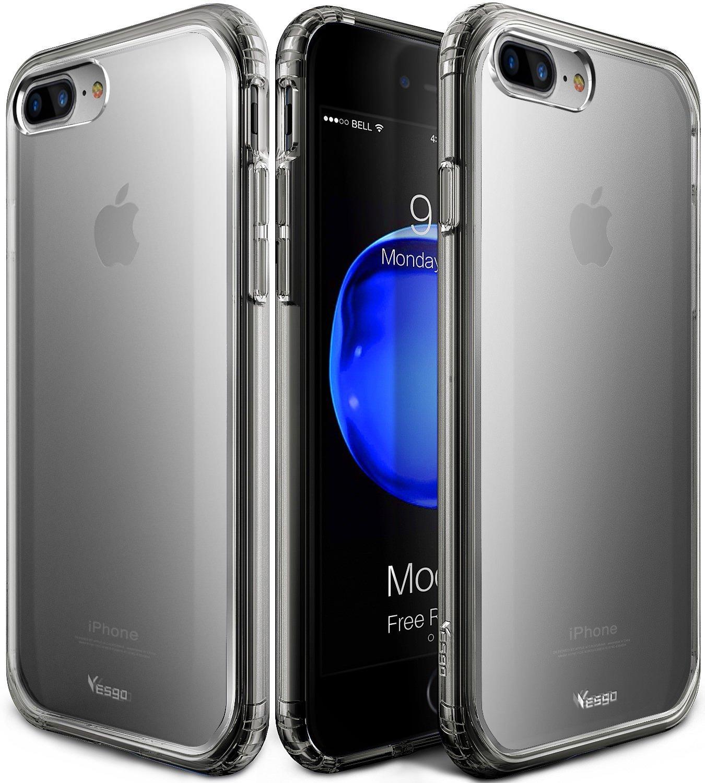 iPhone 8 Plus/7 Plus/8/7/6s Plus/6 Plus/6s/6 Shockproof Rugged Anti-Scratch Anti-Fingerprint Case Starting from $2.99 + FS w/Prime