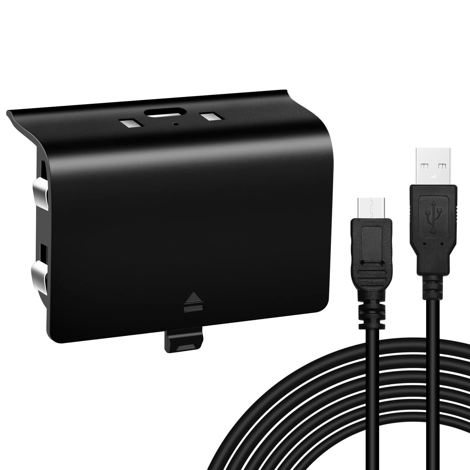 Xbox One Controller Battery Pack 1200mAh Xbox One Play and Charge kit  $14.81