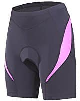 Beroy Womens Bike Shorts with 3D Gel Padded,Cycling women's shorts for $14.39 (40% off)