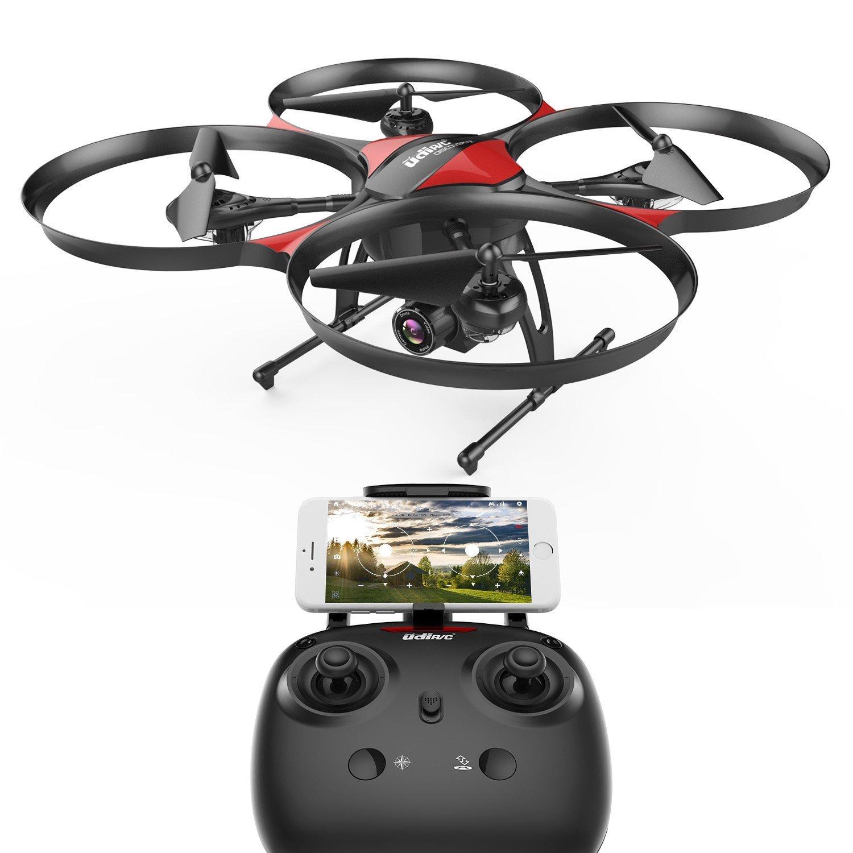 WI-FI FPV version DROCON U818PLUS Quadcopter Drone with HD Camera $95.90 (45% off)