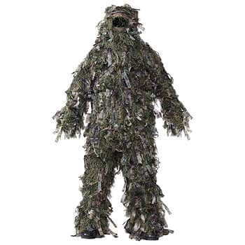 Costco: Natural Blind Green 3-piece Deluxe Ghillie Suit - $49.99