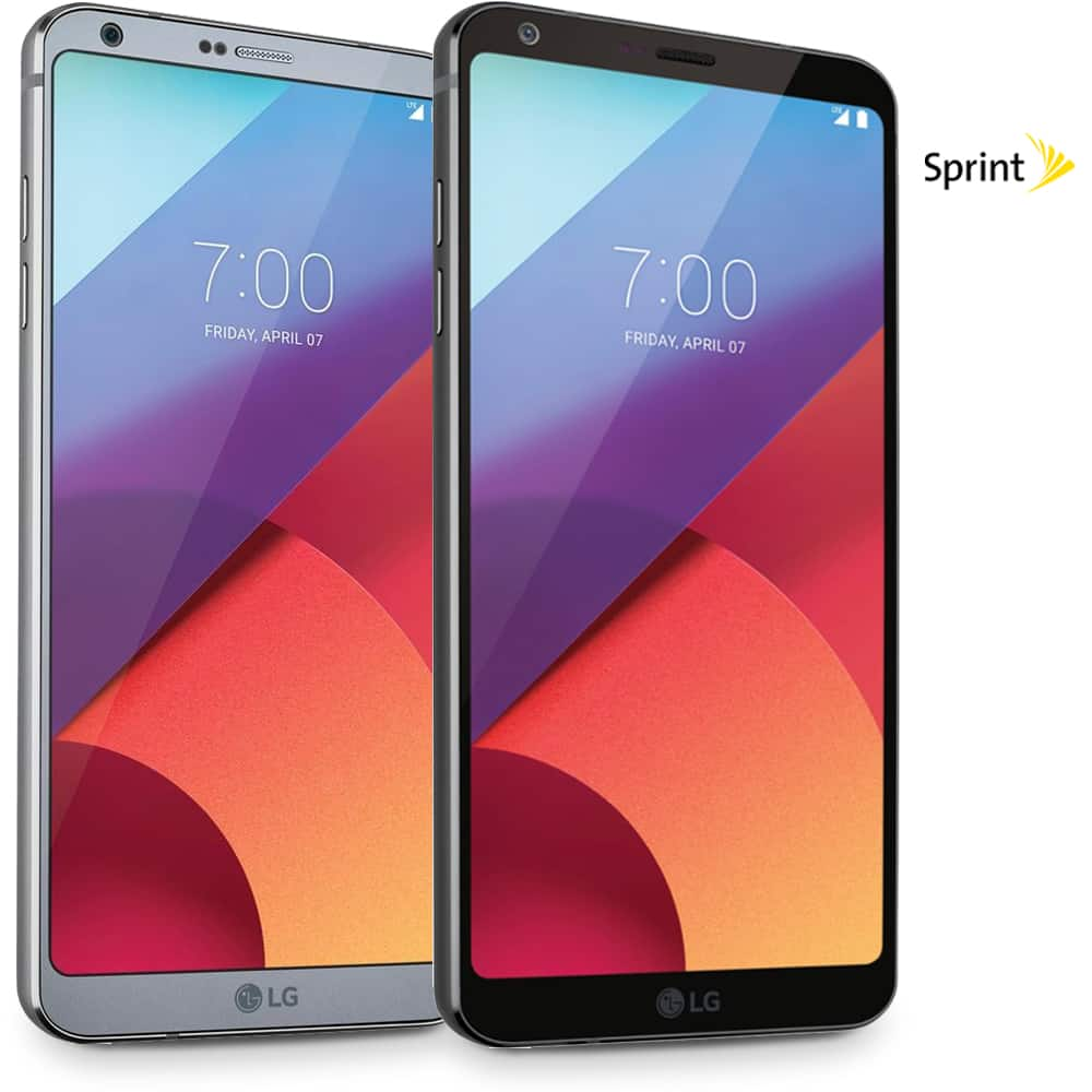 LG G6 for $5/mo Best Buy - New Line w/ Sprint