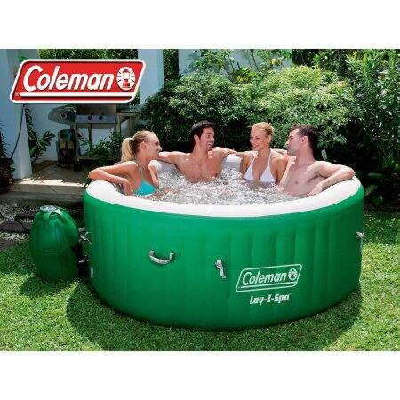 Coleman Lay-Z Spa $292.14 after pickup discount