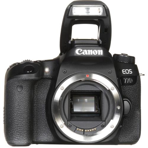 EOS 77D DSLR Camera (Body Only) plus Pixma Pro 100 Printer for $708