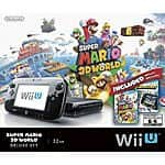 Nintendo Wii U 32GB Console Super Mario 3D World and Nintendo Land Bundle Black $249 ...EBAY/Best Buy