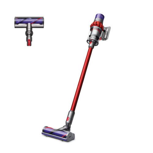 Ebay: Dyson V10 Motorhead Cordless Vacuum Cleaner   Red   Refurbished $249.99 + FS