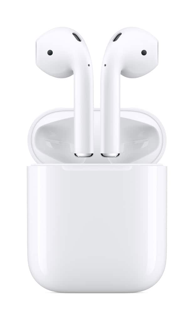 Apple AirPods with Charging Case $99 - Starts 11/04