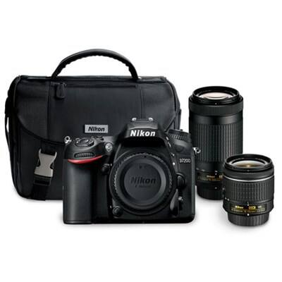 Nikon D7200 with 18-55mm & 70-30mm OR 18-140mm Lens Starting from $996.95 + Free Shipping