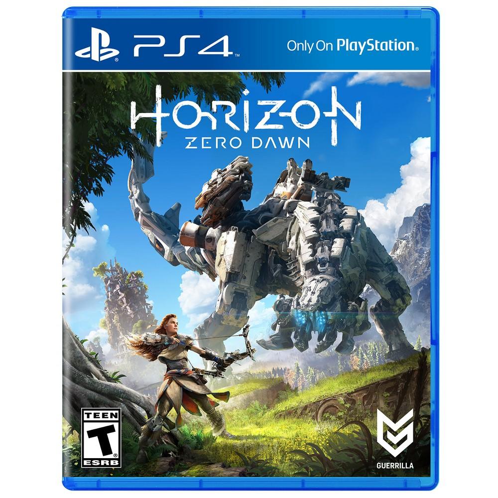 Target In-Store: Horizon Zero Dawn (PS4) $29 - With Cartwheel App 30% & Red Card 5% YMMV