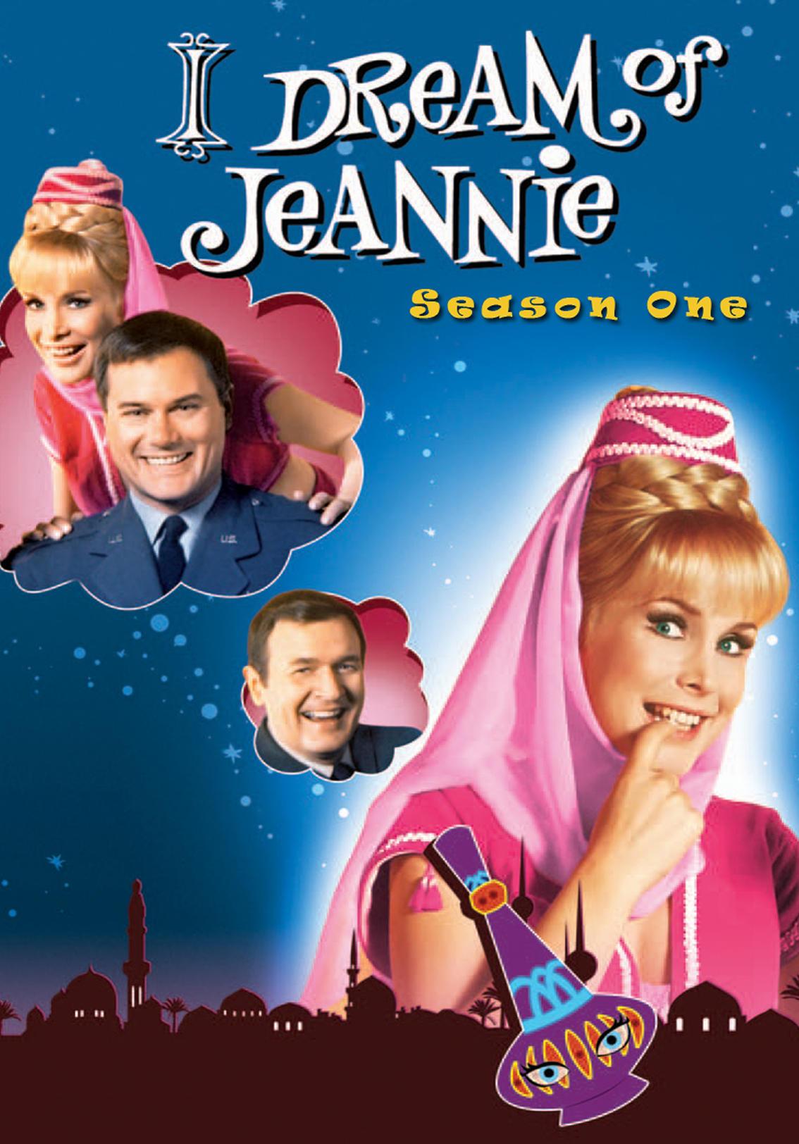 I Dream of Jeannie - VUDU Season Sets $9.99 ea