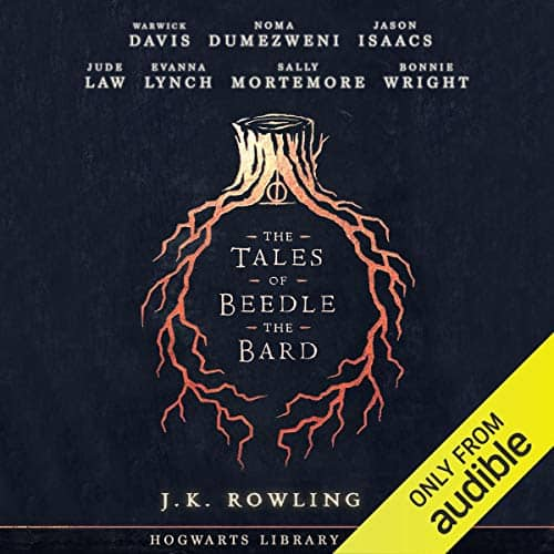 Audible Members: The Tales of Beedle the Bard Audiobook Pre-Order