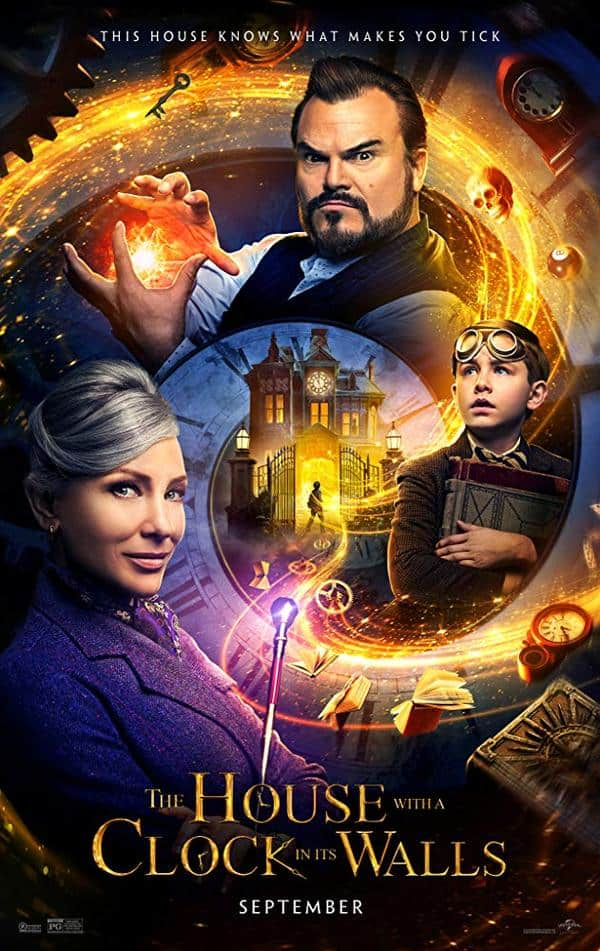 The House With A Clock In Its Walls (4K) (Vudu Instawatch) $2