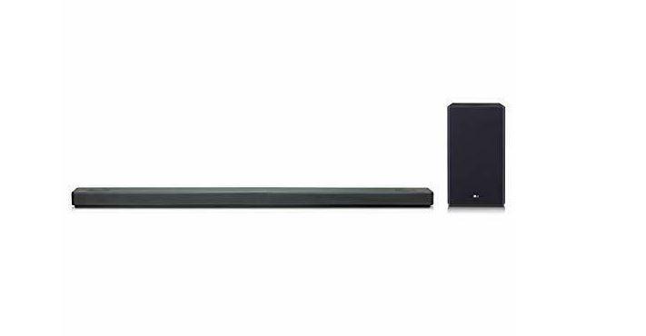 LG SL10YG 5.1.2 CH Hi Res Audio Soundbar W/ Dolby Atmos $579