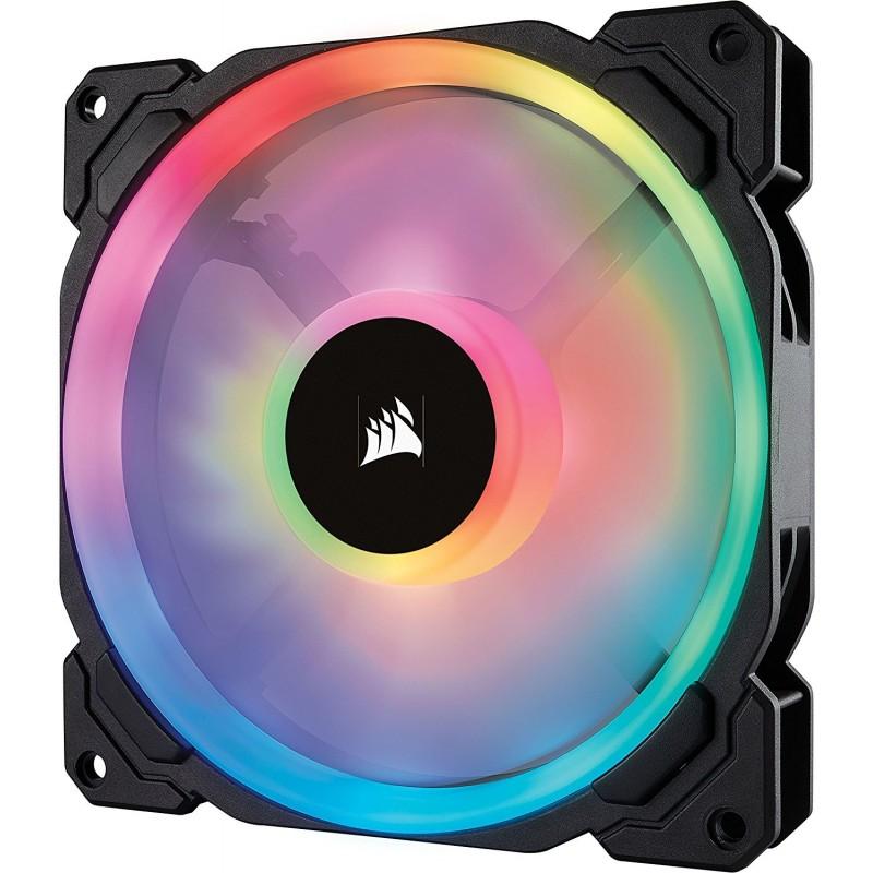 CORSAIR LL Series LL120 RGB Dual Light Loop Case fan $19.99