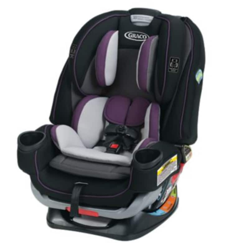 Graco 4Ever Extend2Fit 4-in-1 Car Seat on sale for $239.99