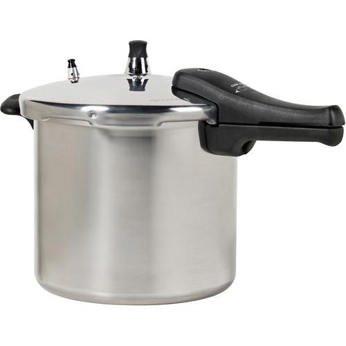 Philippe Richard 8-Quart Pressure Cooker, Aluminum $20.07