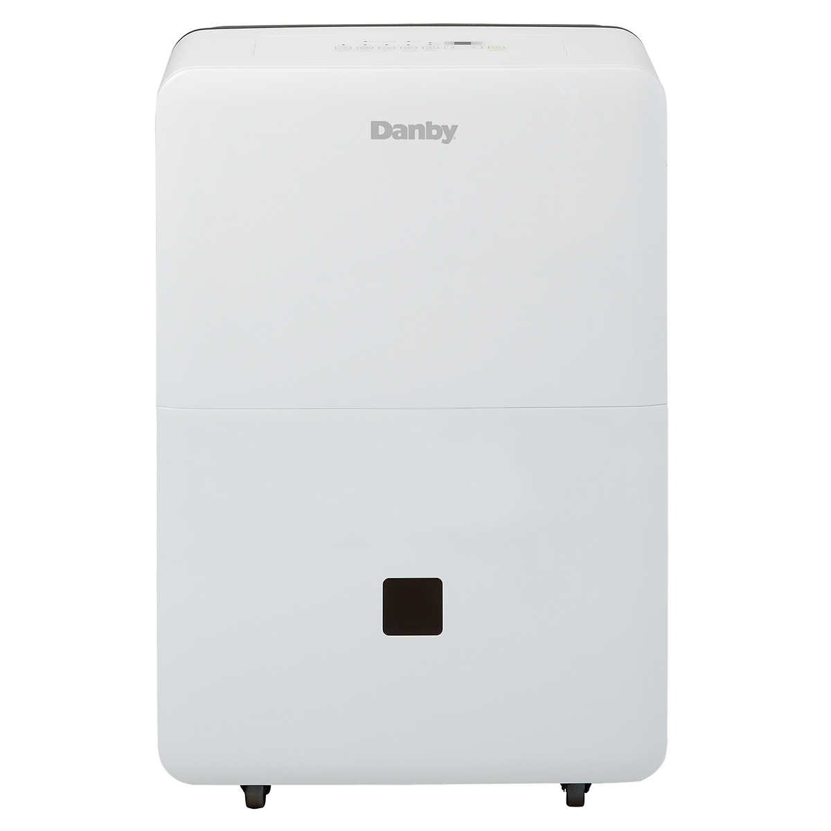 Danby 50 Pint Dehumidifier with Pump $139.99 ($129.99 In Store YMMV)