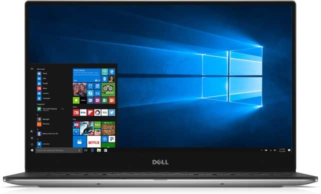Dell XPS 13 laptop with 8th gen i5 $749 - InStore Only