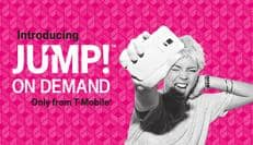 T-Mobile new JUMP On Demand plans, upgrade at any time (upto 3 times a year), no additonal cost