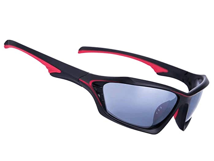 Shieldo Polarized Sports Sunglasses For Men And Women $8.99