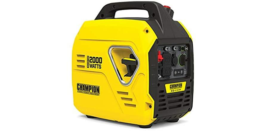 Champion Ultralight Portable Generator $369.00