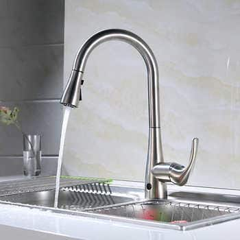 Flow Motion Activated Pull-Down Kitchen Faucet - $119.99 at Costco (12/5-12/12)