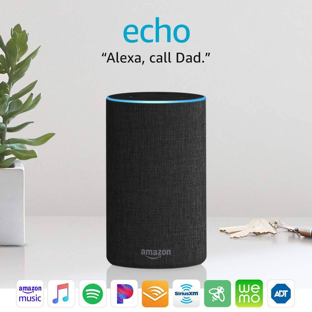 50% off Amazon Echo Code from Ring Email YMMV