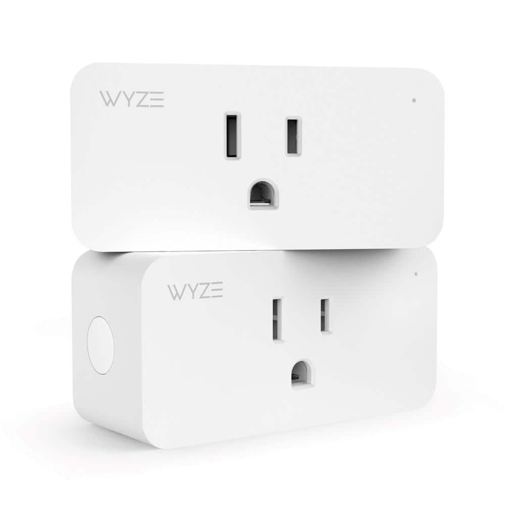 Wyze Wi-Fi Smart Plug $4.98 at Home Depot In-Store Only YMMV
