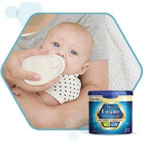 50% off 20.5 Ounce Enfamil Infant Baby Formula Powder $19.98
