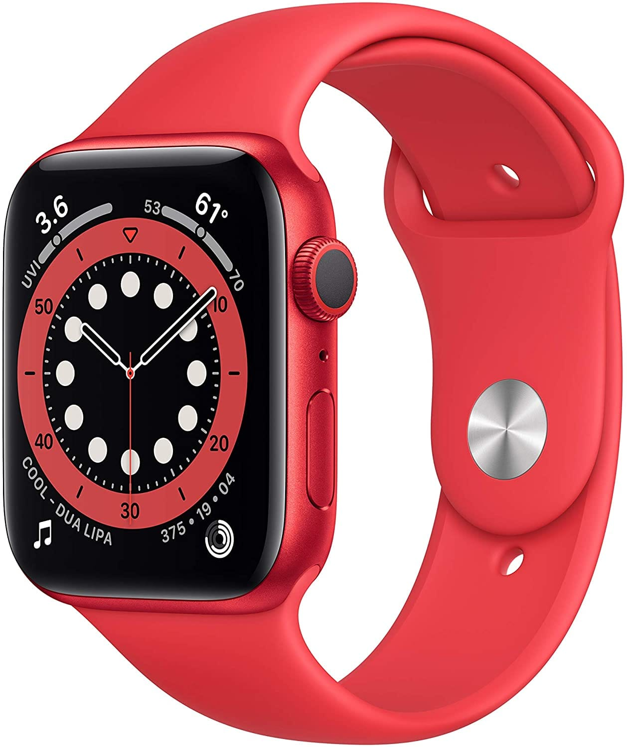 Apple Watch Series 6 44mm - RED $349