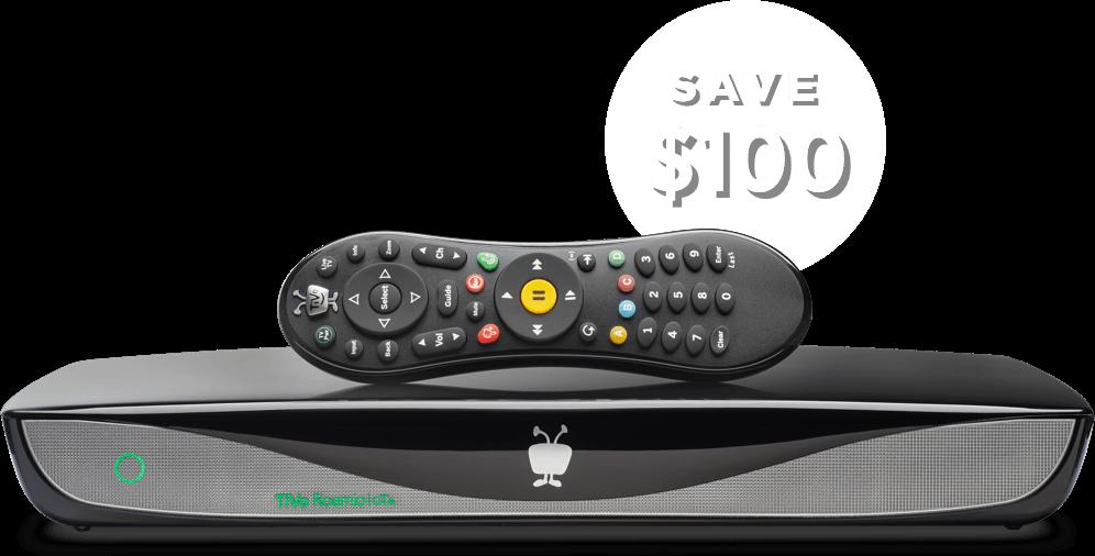 TiVo Roamio® OTA 1TB $299 at TIVO