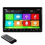 $189 amazon.com Pyle PLDNB78i Headunit Receiver 7-Inch Stereo Radio, GPS Navigation, Bluetooth, Touch Screen, Double DIN