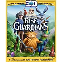 Amazon Deal: Rise of the Guardians (3D Blu-ray Combo) $9.99 amazon.com & bestbuy.com