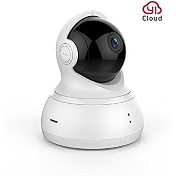 YI Dome Camera Pan / Tilt / Zoom Wireless IP Indoor Security Surveillance System 720p HD Night Vision $29.95 after coupon