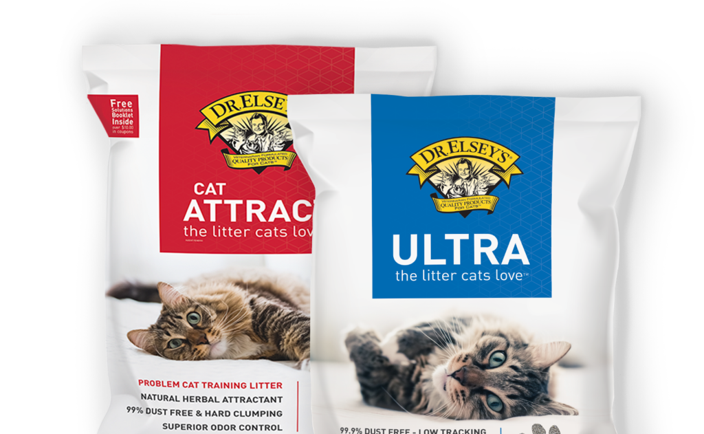 Dr. Elsey's Litter Free after Rebate Up to $20