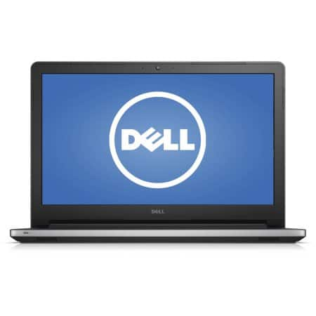 "Dell Silver 15.6"" Inspiron 15 5000 Series (5555) Laptop PC - $124.00 @ Walmart IN-STORE - YMMV"