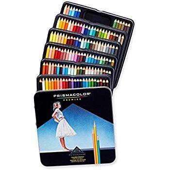 Prismacolor Premier Colored Pencils, Soft Core, 132-Count - $52.65