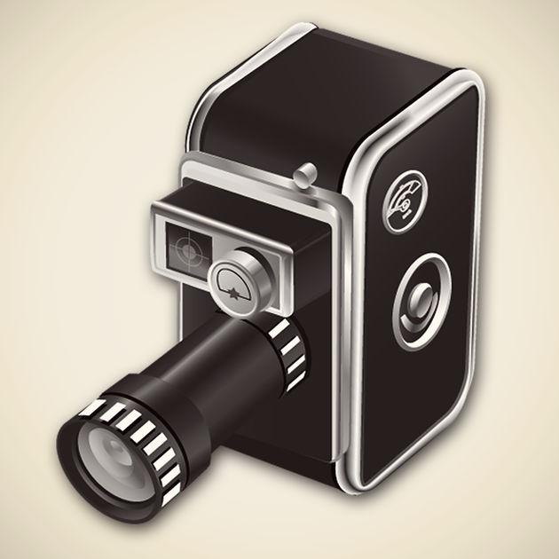 FREE iPhone/iPad App: 8mm Vintage Camera (usually $2)