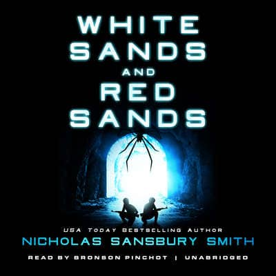 White Sands and Red Sands: Two Orbs Prequels Audio Books - $2.95