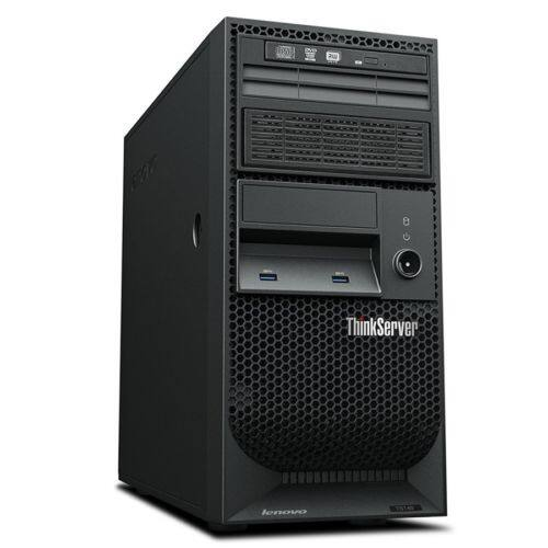 Lenovo ThinkServer TS140 70A4003AUX 4U Tower Server Intel Xeon E3-1226 v3 3.3Ghz on eBay for $305.99 after 10% eBay bucks with free shipping.