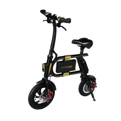 SwagCycle Fast Folding Electric Bicycle Aluminum e-Bike  - Ebay - 339.99 + Free Shipping - Lowest Online $339.99