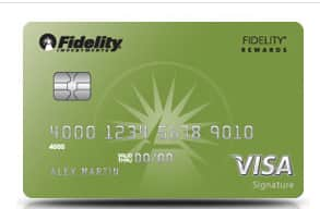 Unlimited 2% cash-back - Fidelity Rewards Signature Visa - no annual fees, caps or categories