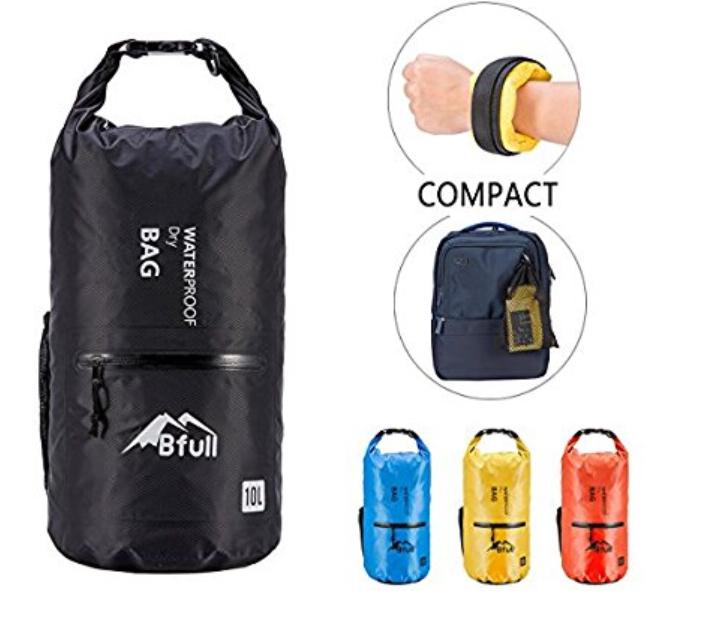 urlhasbeenblocked Waterproof Dry Bag 10L/20L - 50%off- $7