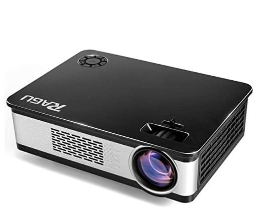 1080P HD Home Video Projector (for Mac/PC/TV/Movies/Games) , 40% off $119.8