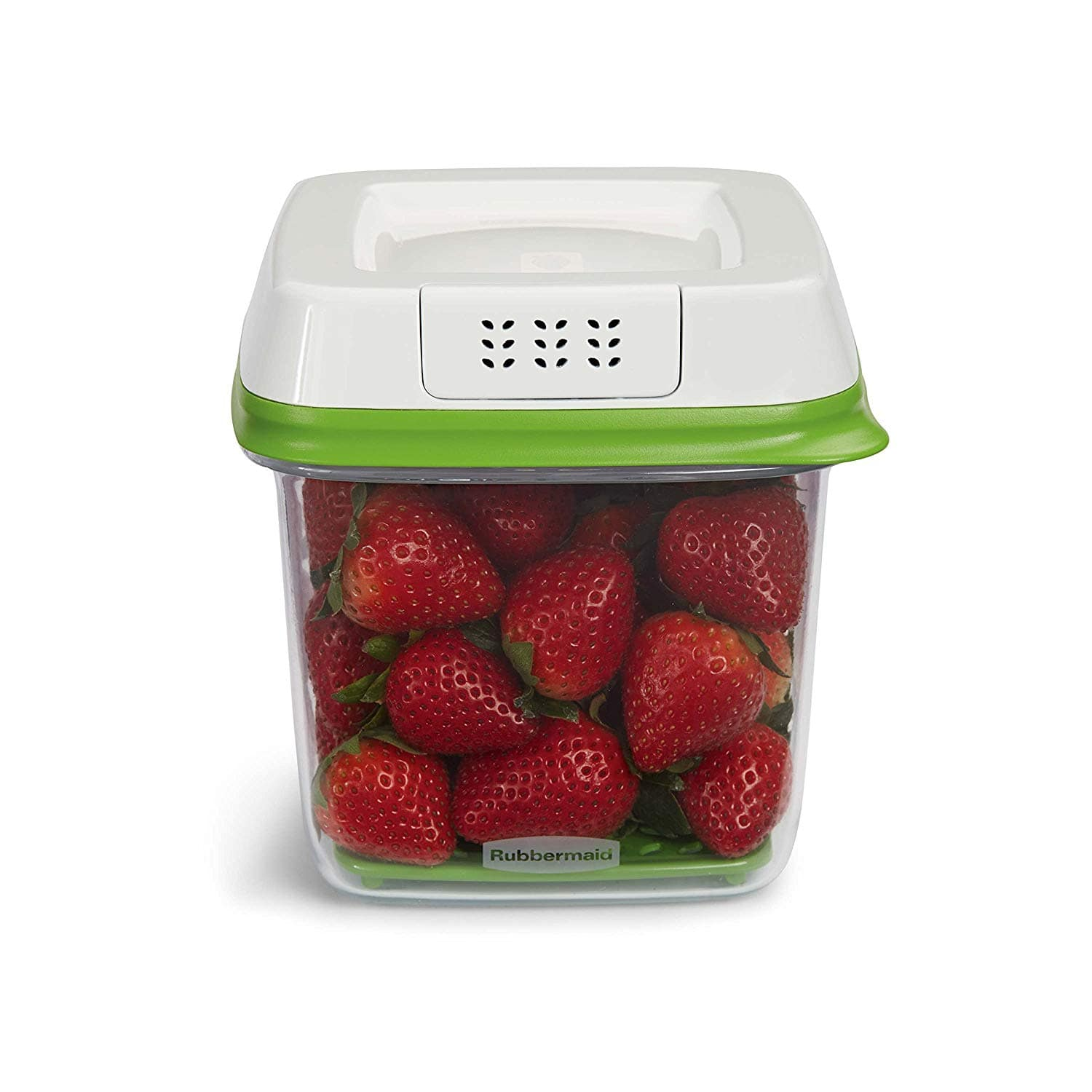 Rubbermaid FreshWorks Produce Saver Food Storage Container, Medium, 6.3 Cup $6.25 Amazon