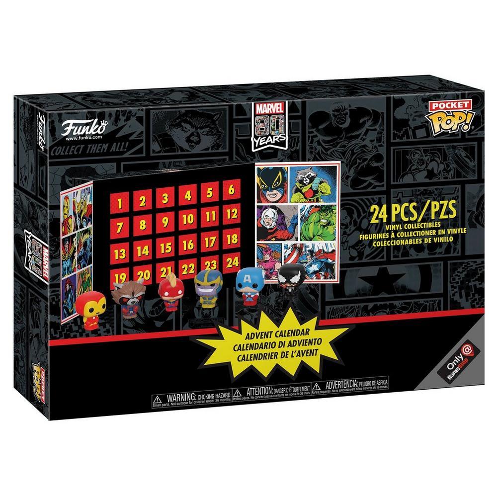Gamestop - Deals of the Day: Funko POP! Advent Calendar: Marvel 80th/Fortnite $20 ea. and Batman vs TMNT Action Figures $40 ea. + Shipping